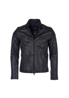 B.Int.Traction Lth. Jacket