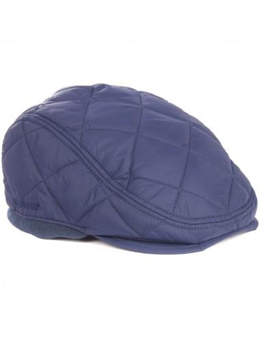Men's Barbour Quilted Foldaway Cap