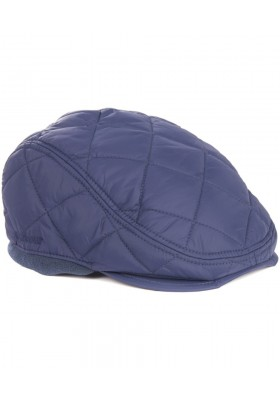 Men's Barbour Quilted Foldaway Cap